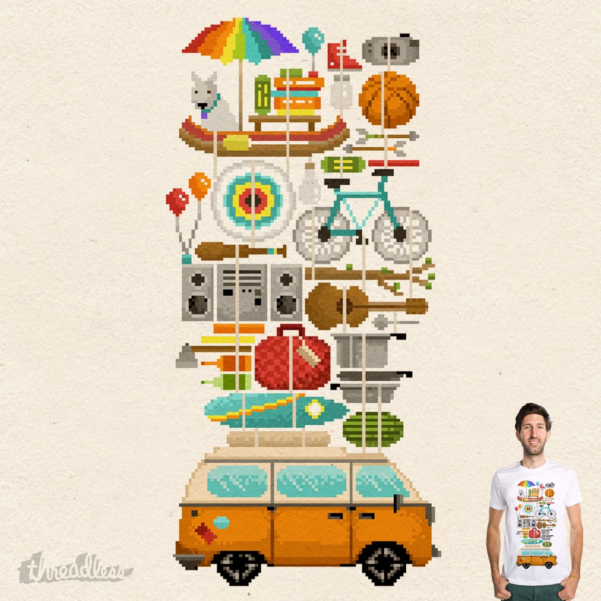 Best trip ever by hellofromthemoon on Threadless