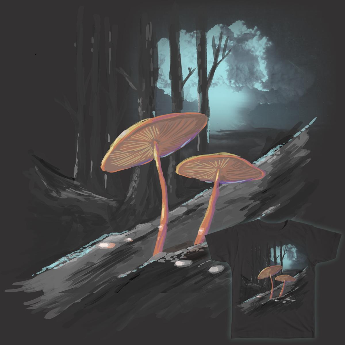 Mushroom Cloud by chapstickninja on Threadless
