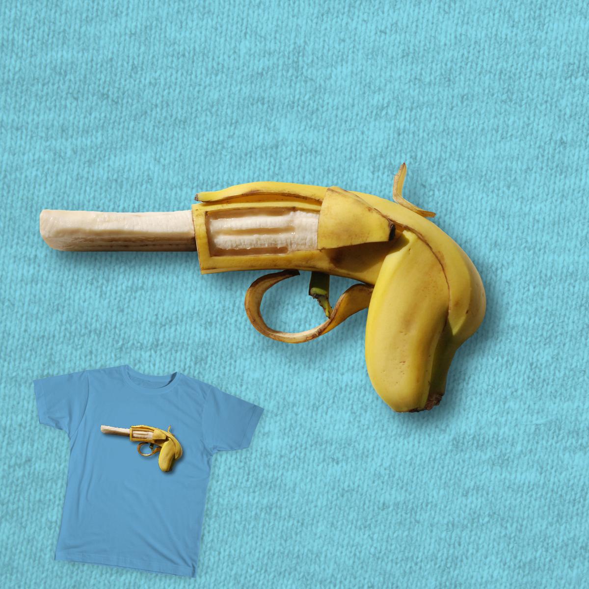 Bananas Don't Kill Monkeys, Monkeys Kill Monkeys by wyldwabbit and MilkyKao on Threadless