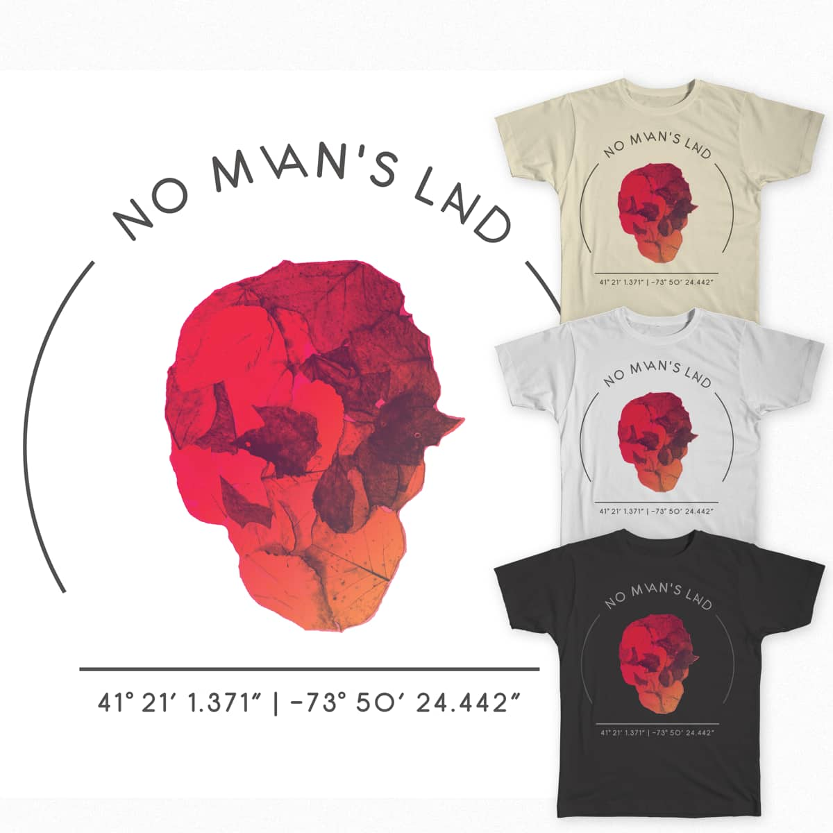 No Man's Land by HawkandCrow on Threadless