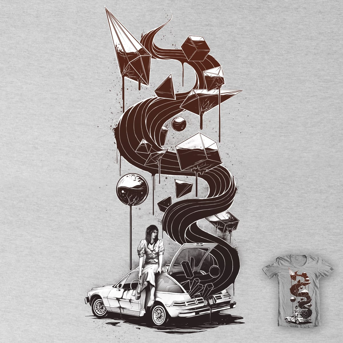 What a Trip by CUBAN0 on Threadless