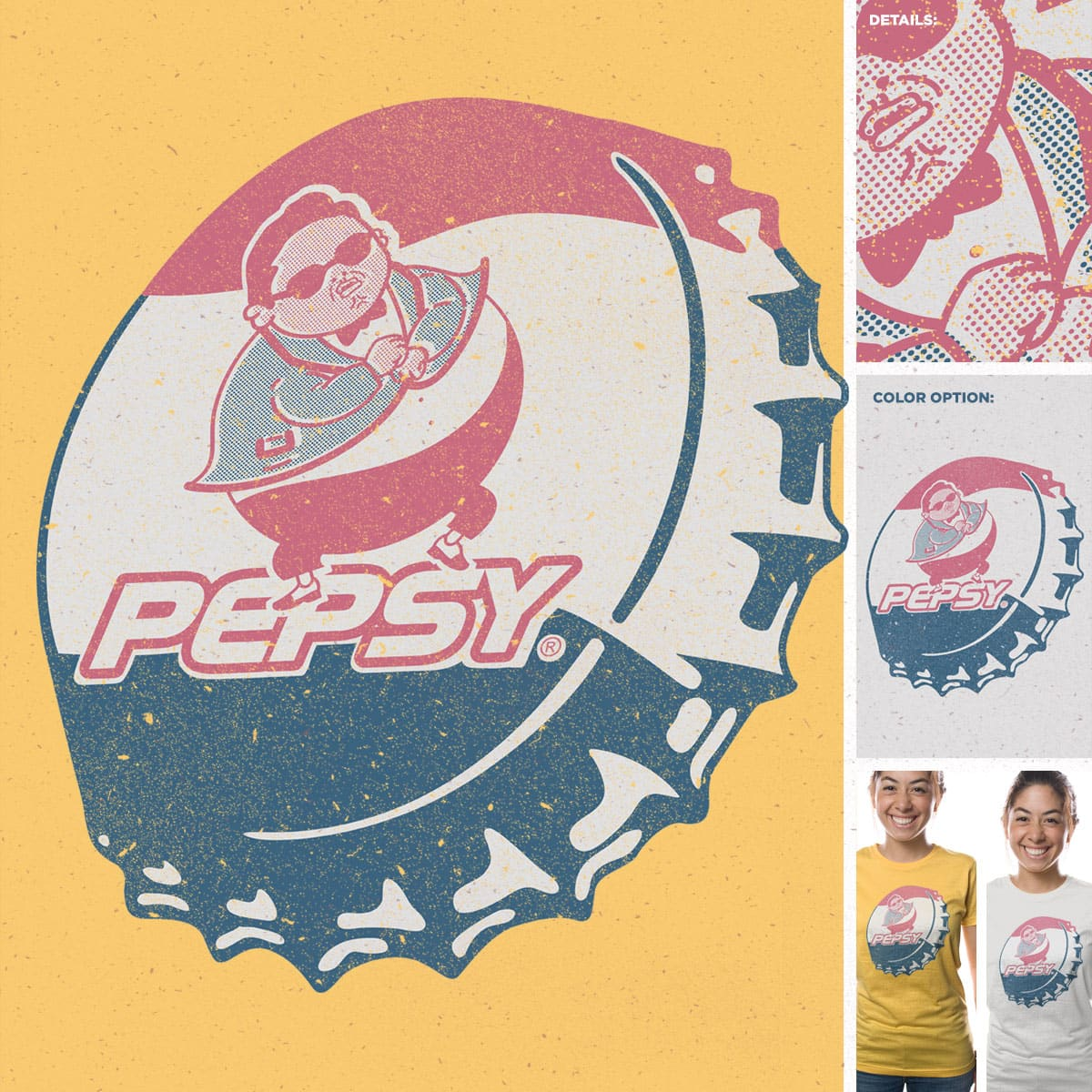 Pepsy by vo maria on Threadless