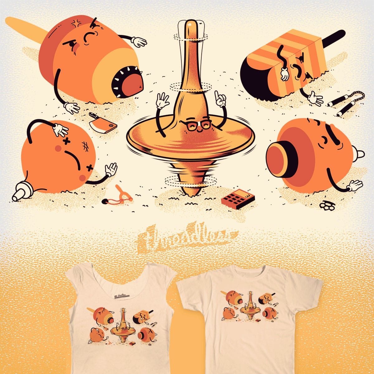 Bullying-ception by metalsan on Threadless
