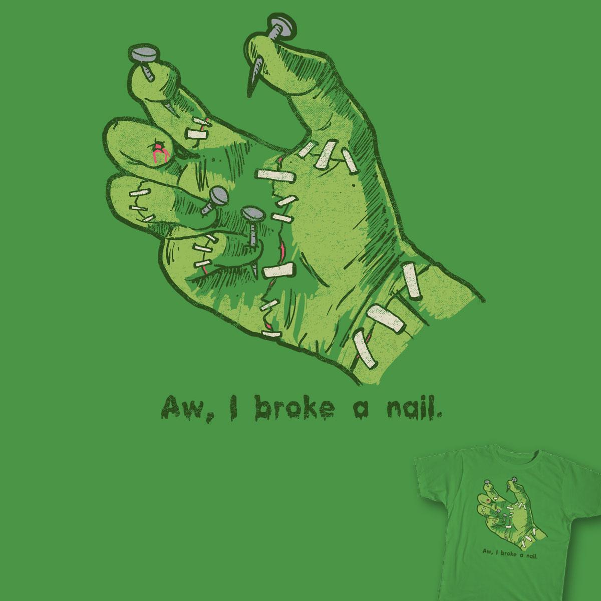Frankenhand by wytrab8 on Threadless