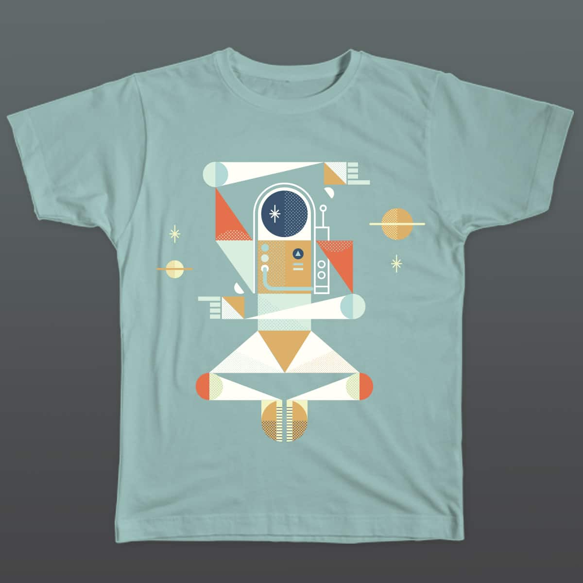 Space Out by rhinosserossy on Threadless