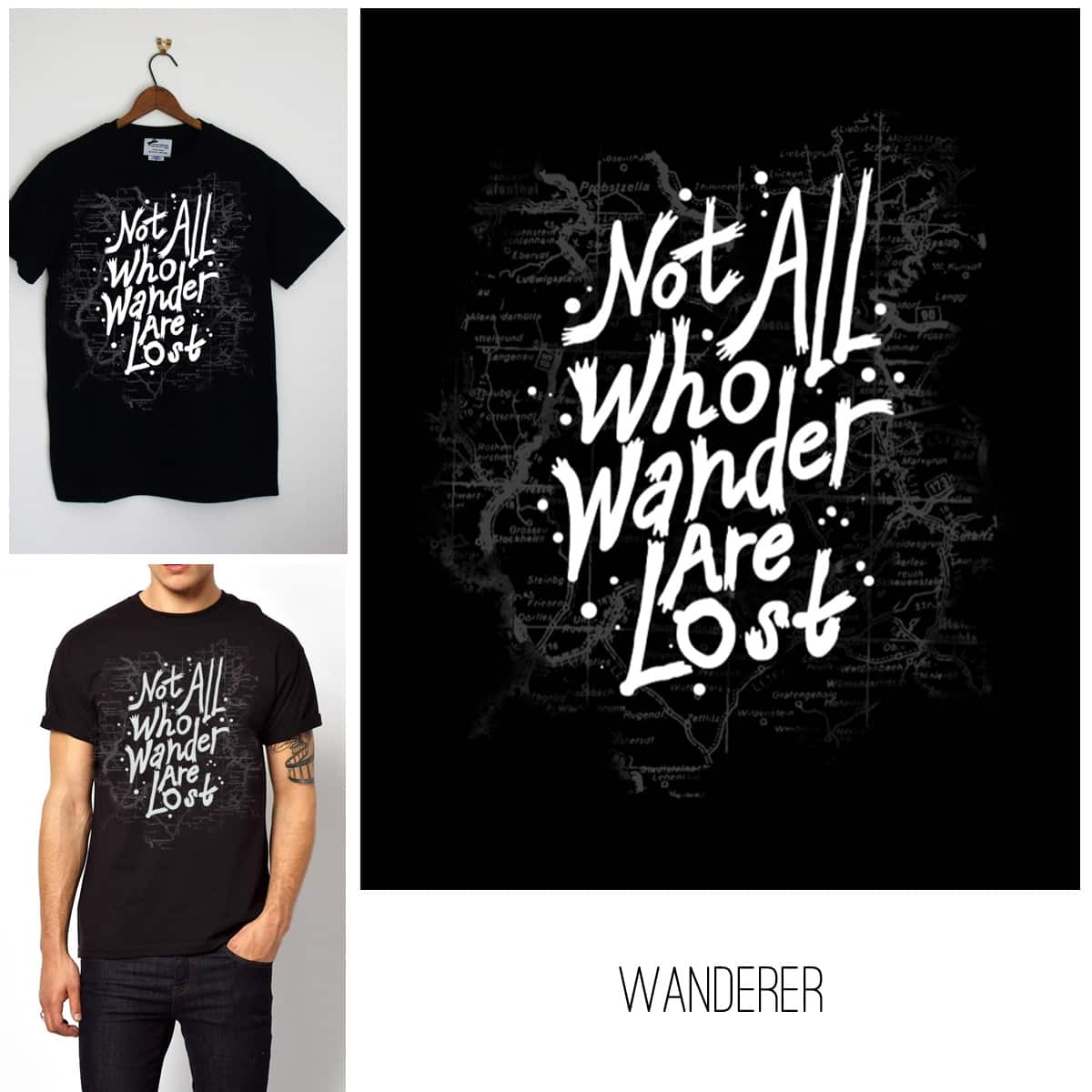 Wanderer by radiomode on Threadless