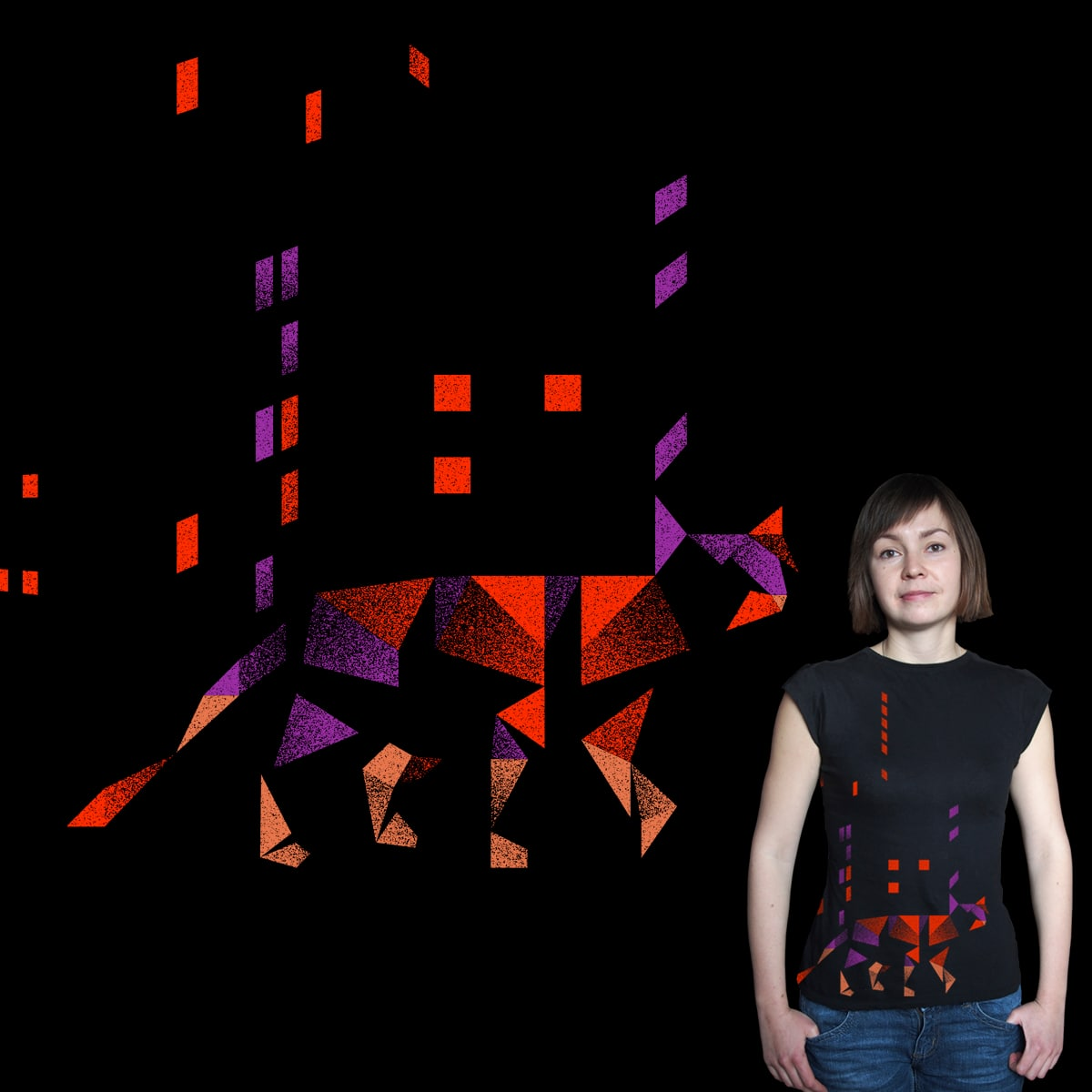 Night Walker by Anise on Threadless
