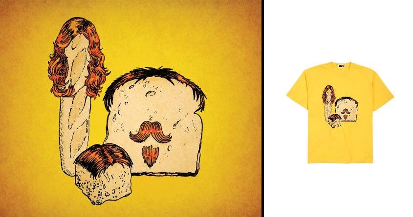 Ginger Bread. by Ivantobealone on Threadless