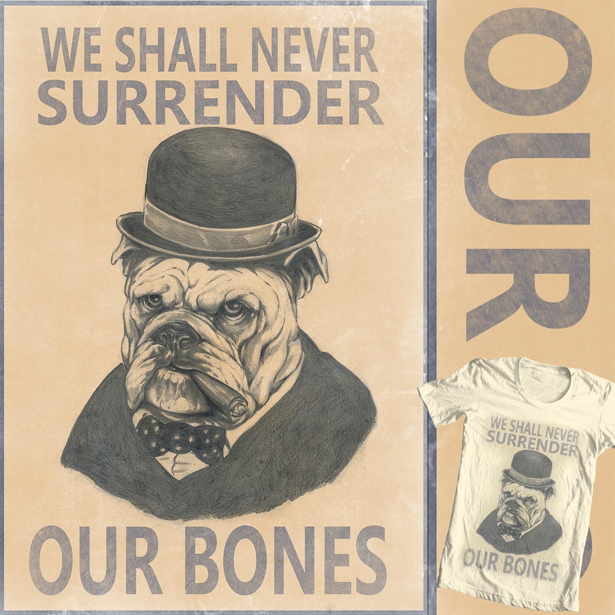 Our Bones by Herculoid on Threadless