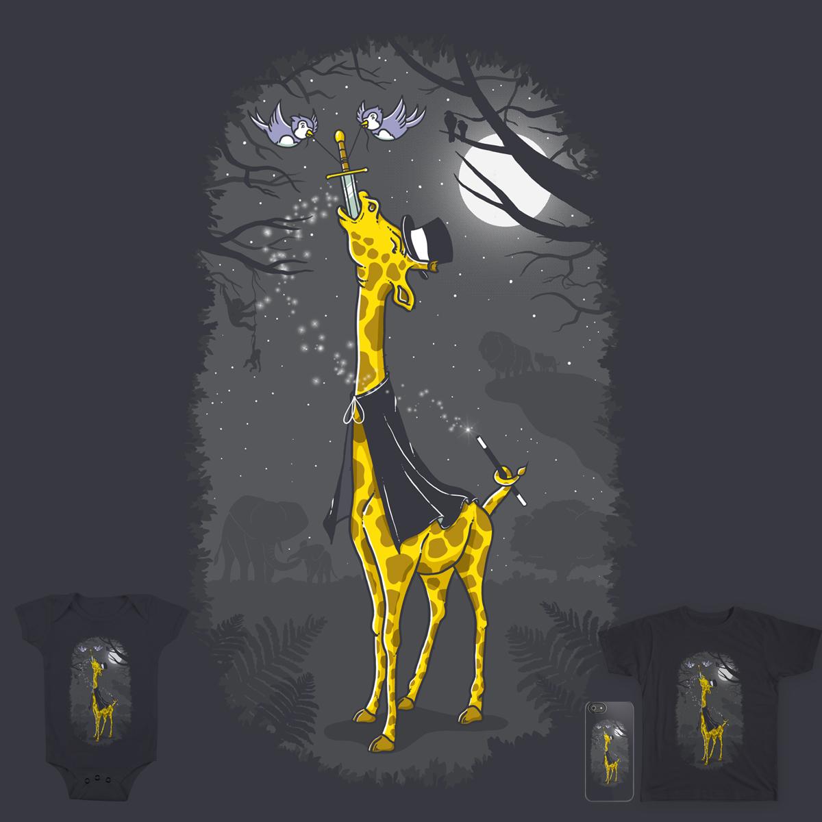 The Midnight Circus by yortsiraulo on Threadless
