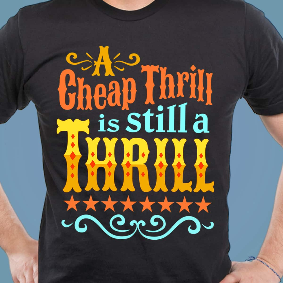 CHEAP THRILL by Angelrobot on Threadless