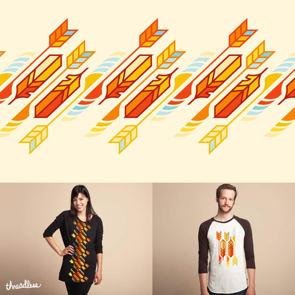 Hunting for turkeys by hellofromthemoon on Threadless