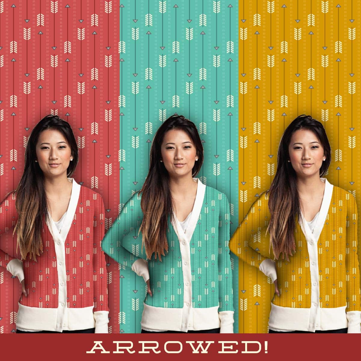 Arrowed!!! by Kellabell9 on Threadless