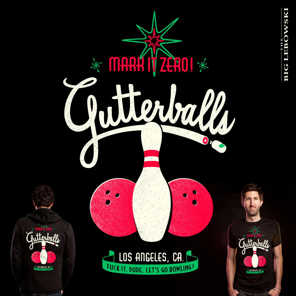 Gutterballs by v_calahan on Threadless