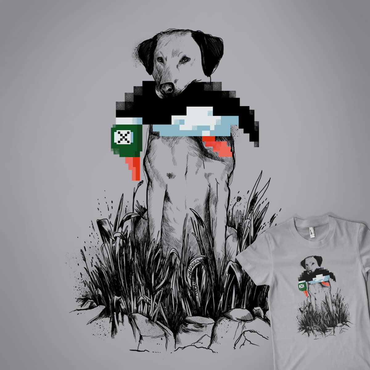 Famous Hunters Lv2 by MadKobra on Threadless