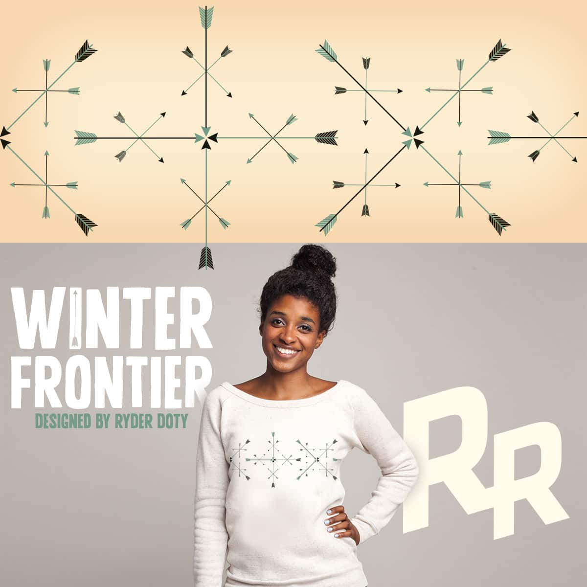 Winter Frontier by Ryder on Threadless