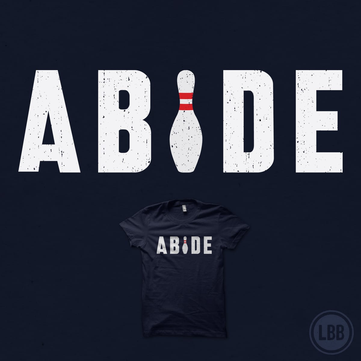 Abide by lunchboxbrain on Threadless