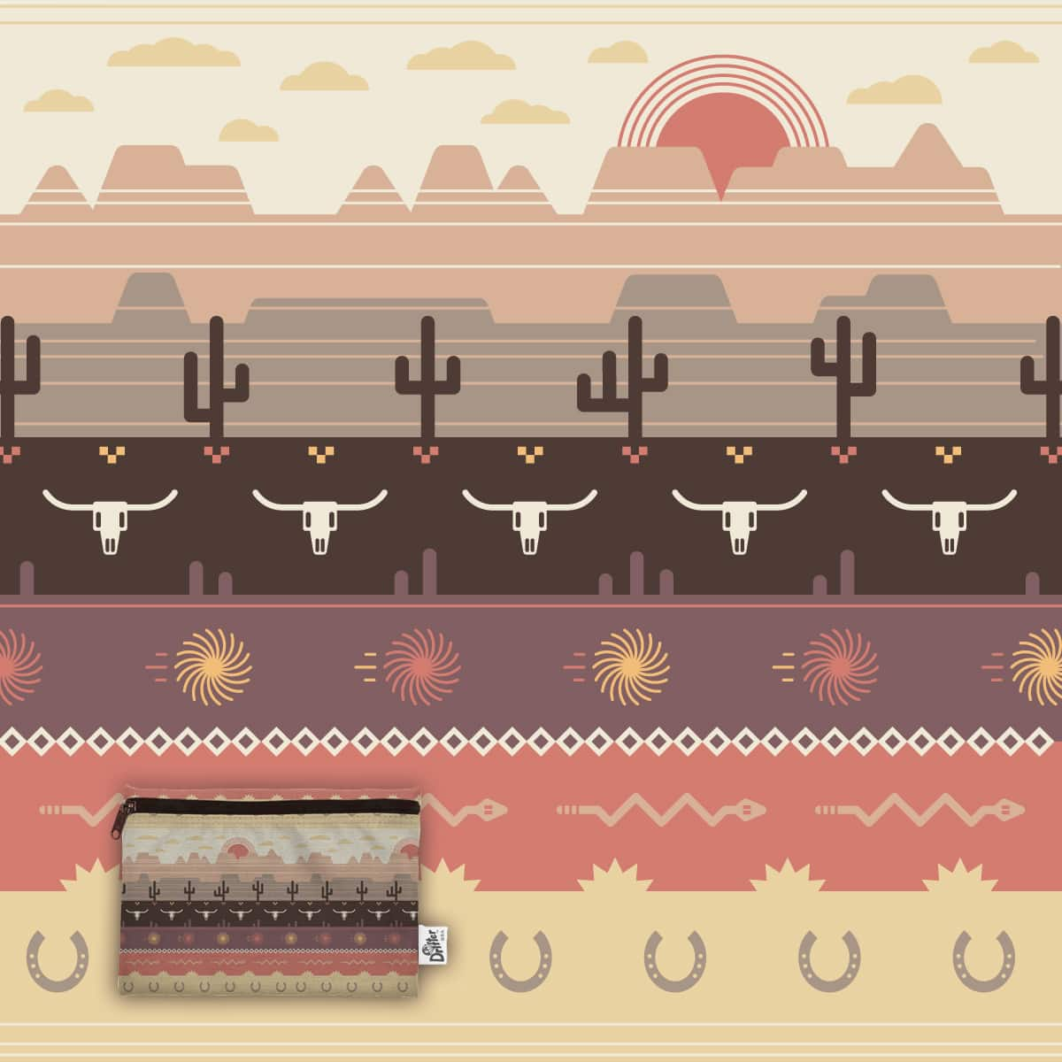 The Endless Journey by ThePaperCrane on Threadless