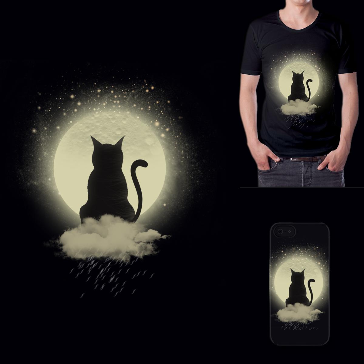 Cozy Cat by kaya205 on Threadless