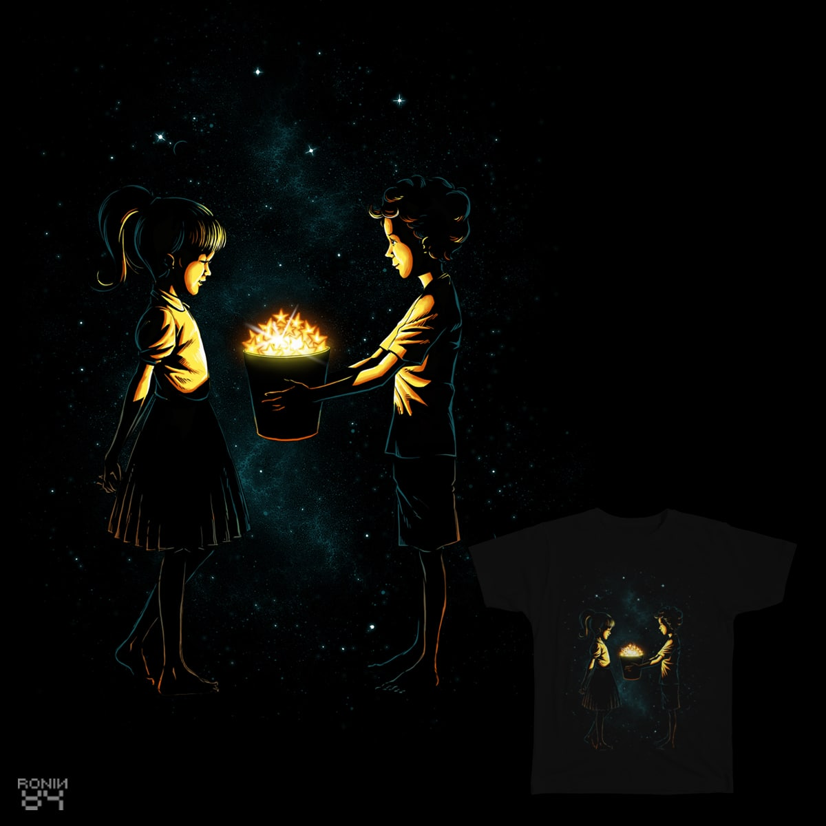i wanna be your hope by ronin84 on Threadless