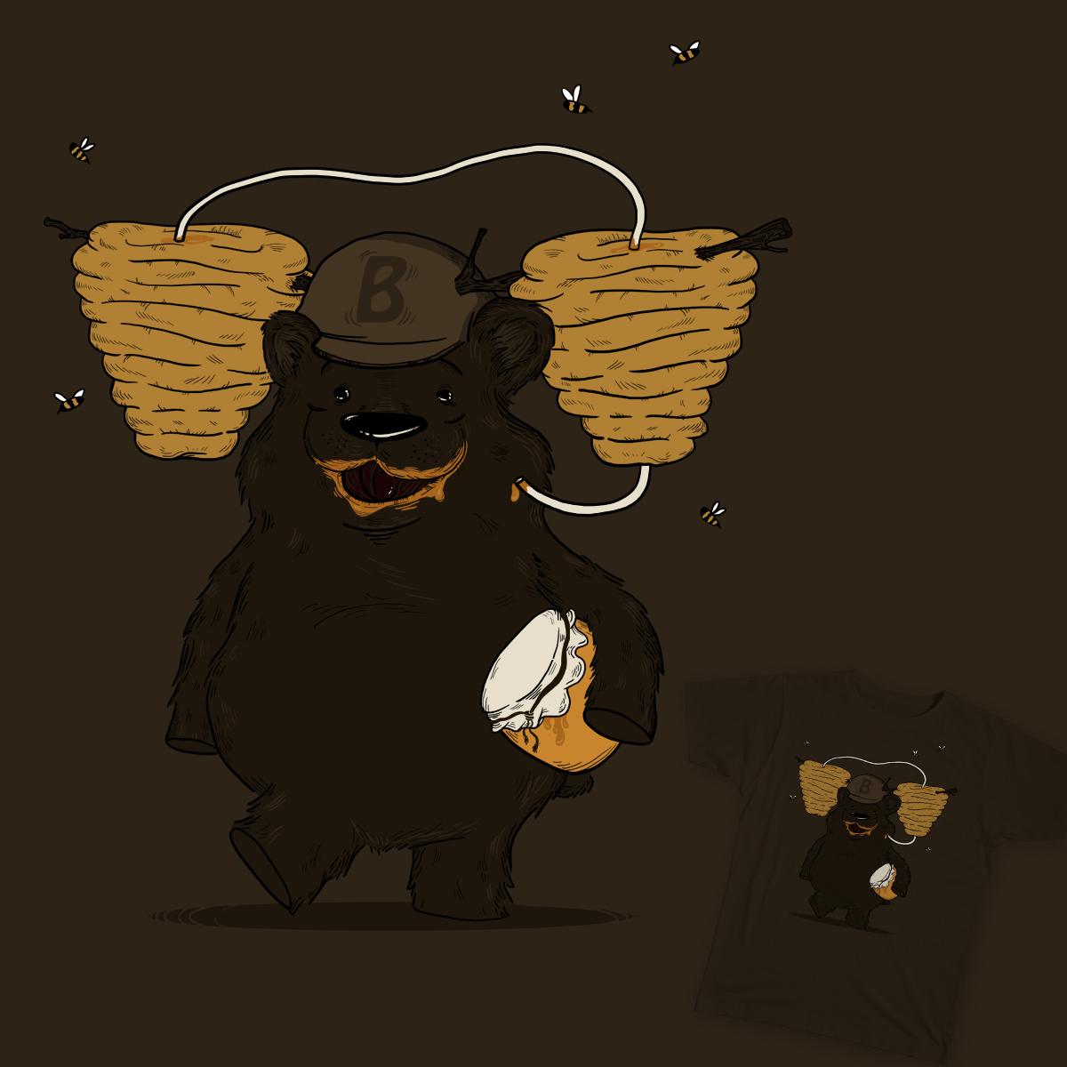 B hat - every bear's wish by LILMAUI on Threadless