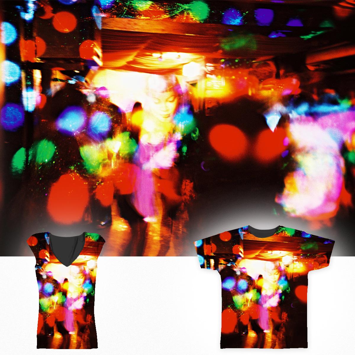 Dance Floor by UpstartThunder on Threadless