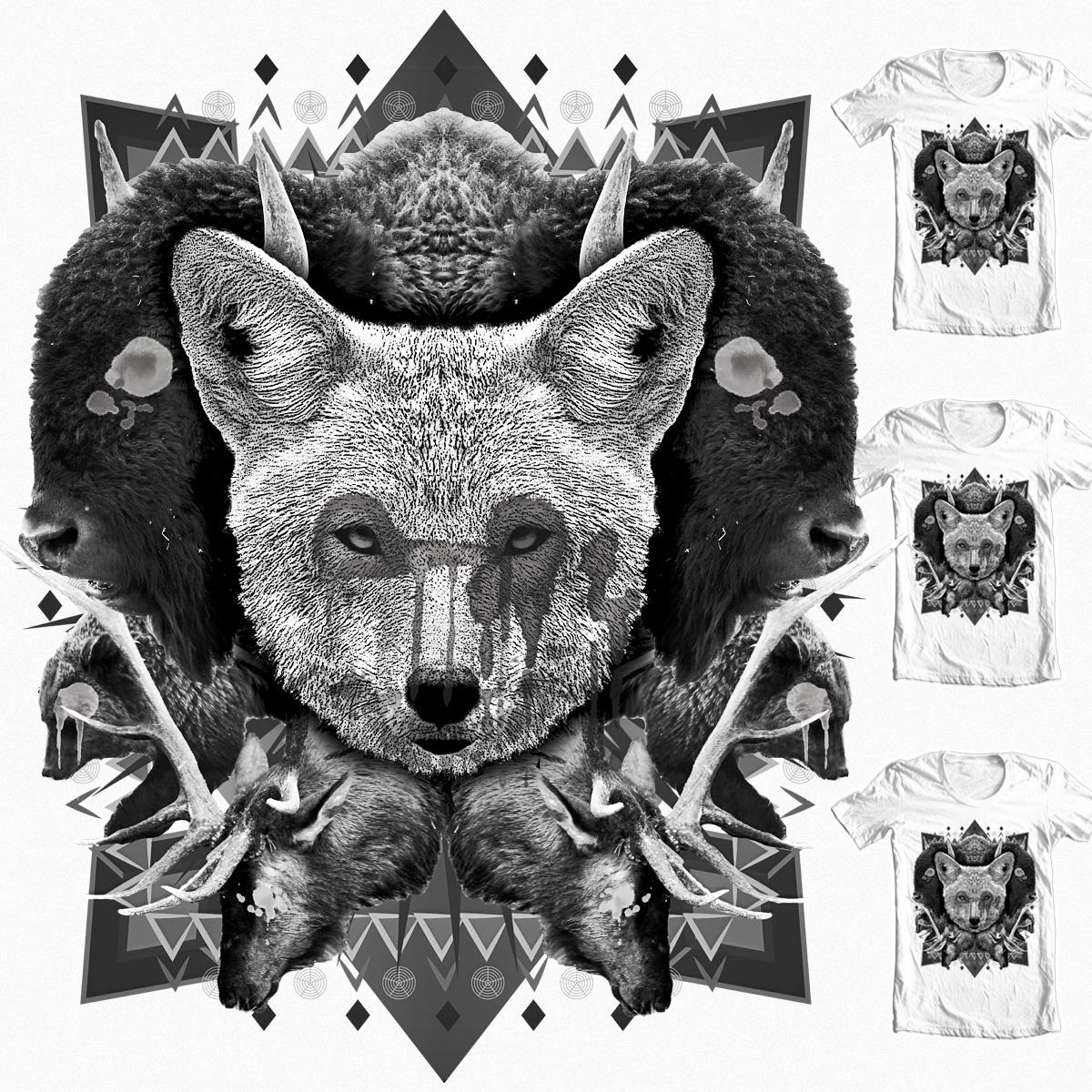 Animal Kingdom by PolySciGuy on Threadless
