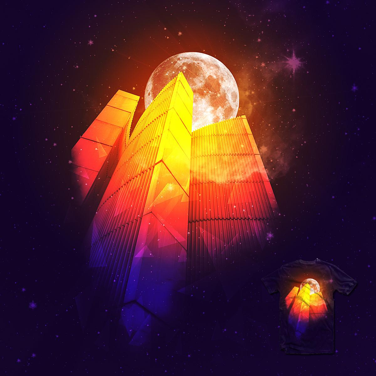 The Summit by rizkisyahril on Threadless