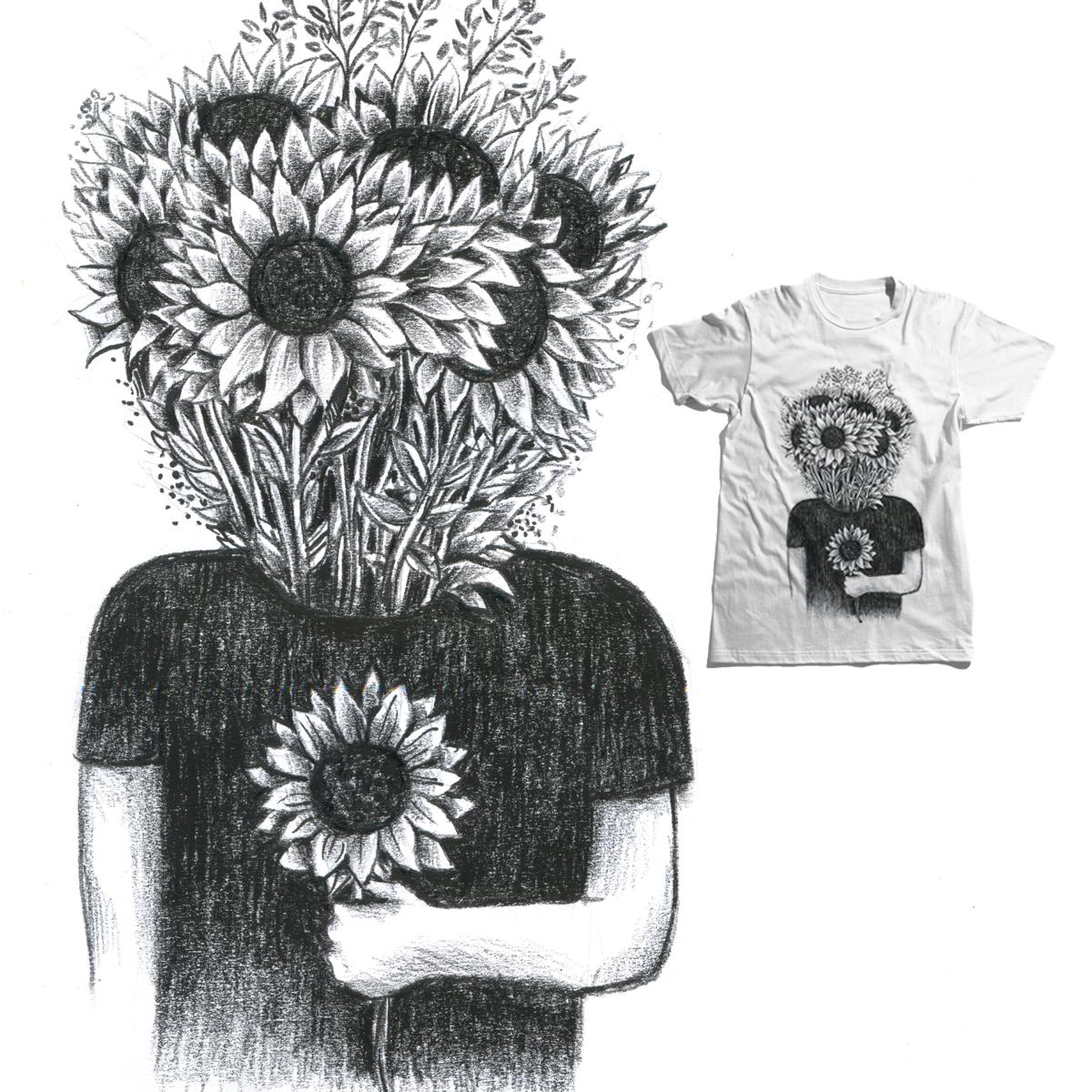 Bloom by dandingeroz on Threadless