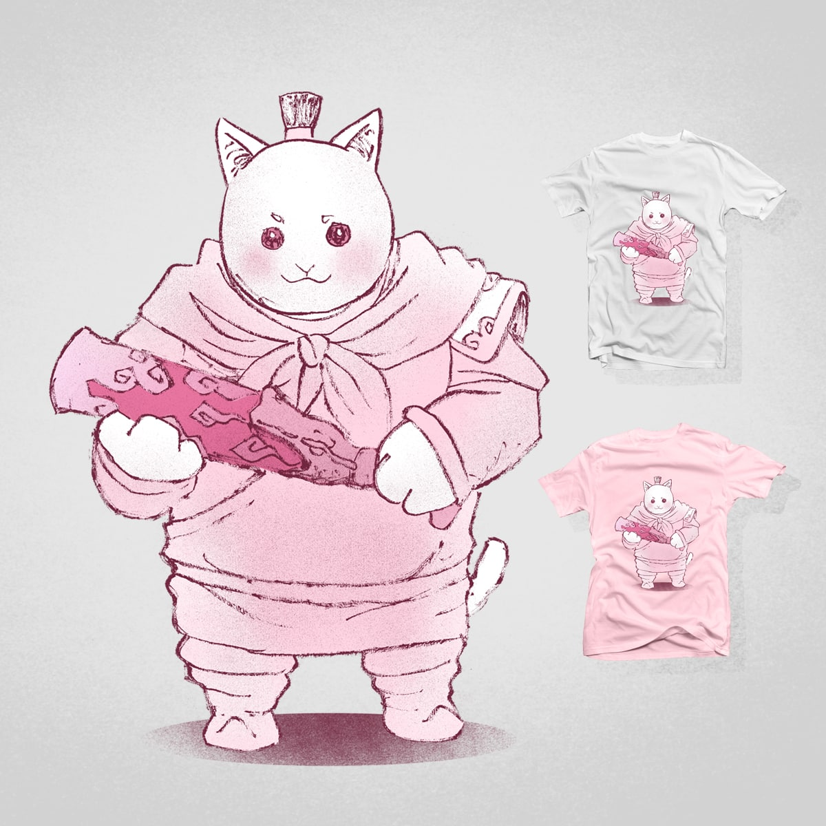 I'm no pussycat. by nerrik on Threadless