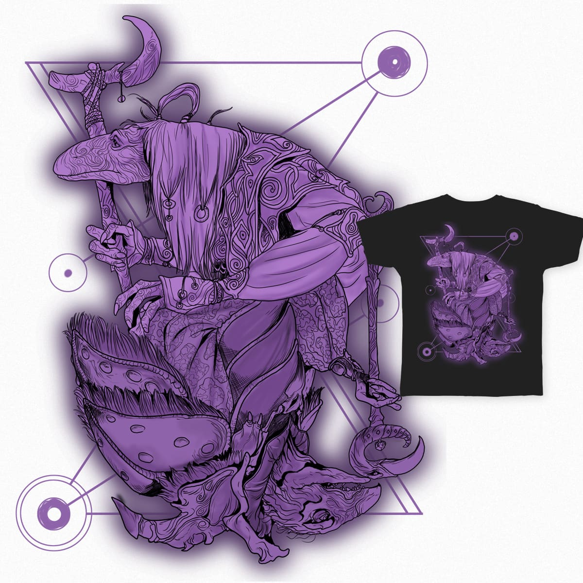 Balance by joetoro on Threadless
