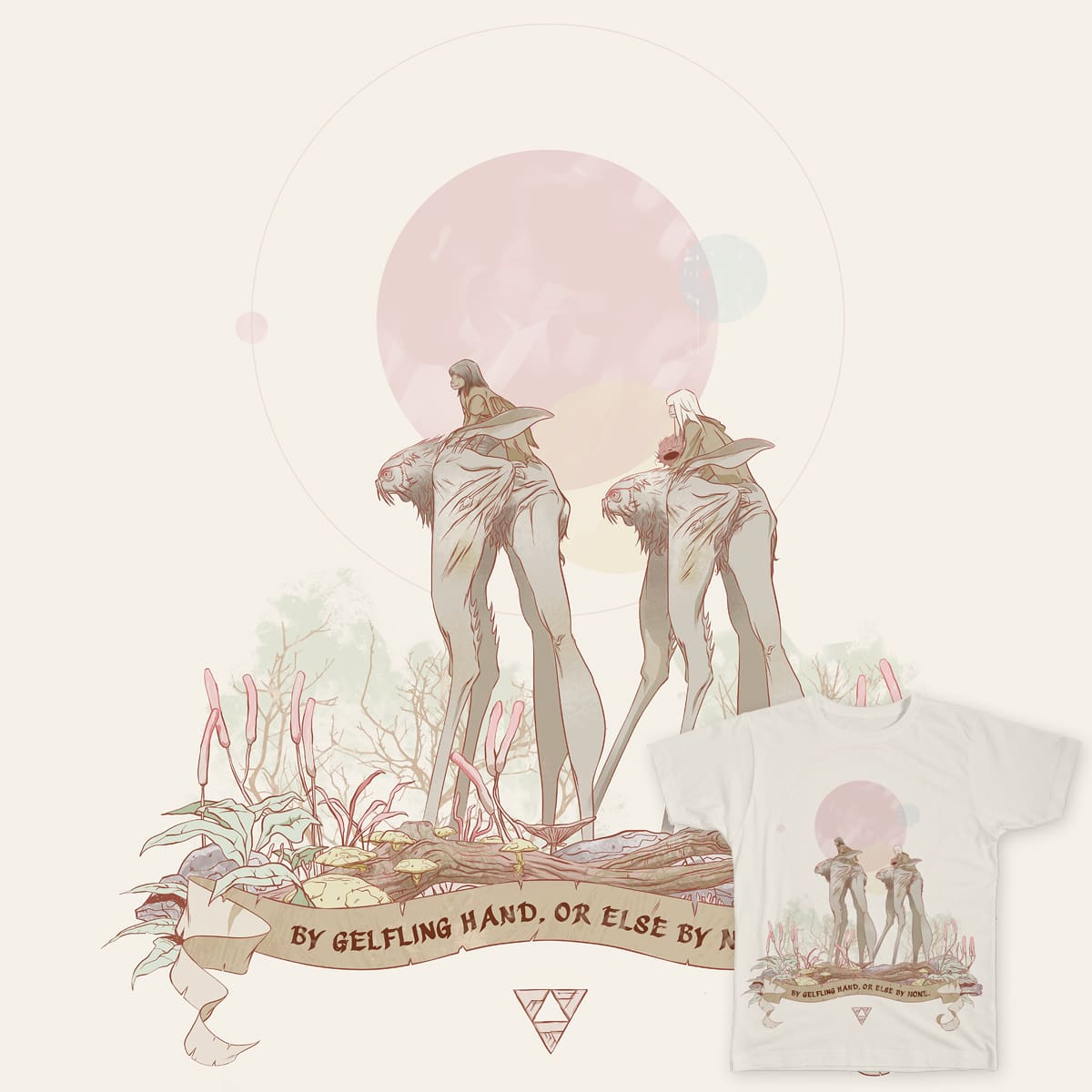 Journey by EVIL9000 on Threadless