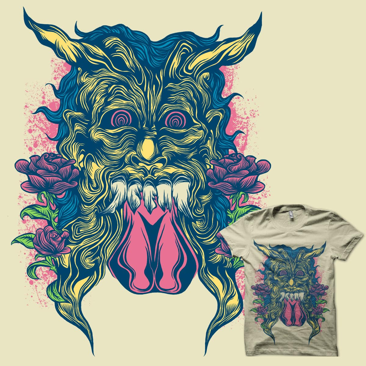 Leak by alfiandi on Threadless