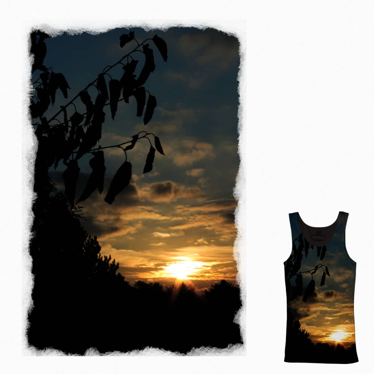 Sunset by raigen on Threadless