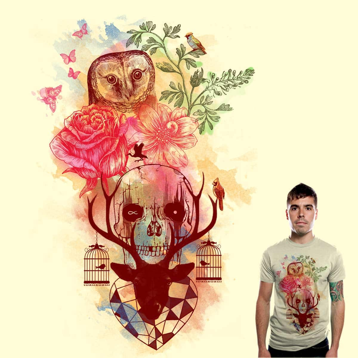 Just Art by bandy on Threadless
