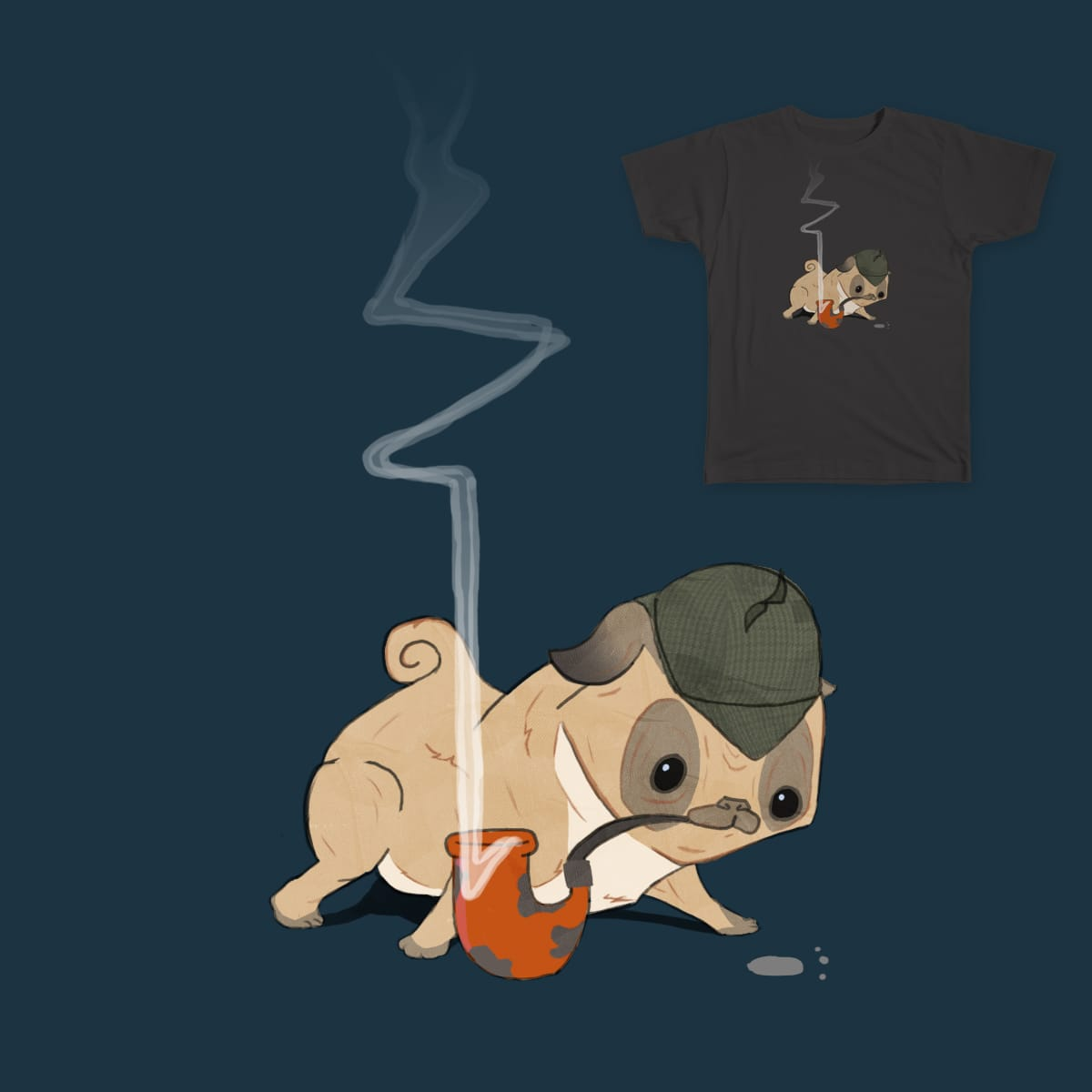 You sniff, but you do not inhale. by botev on Threadless