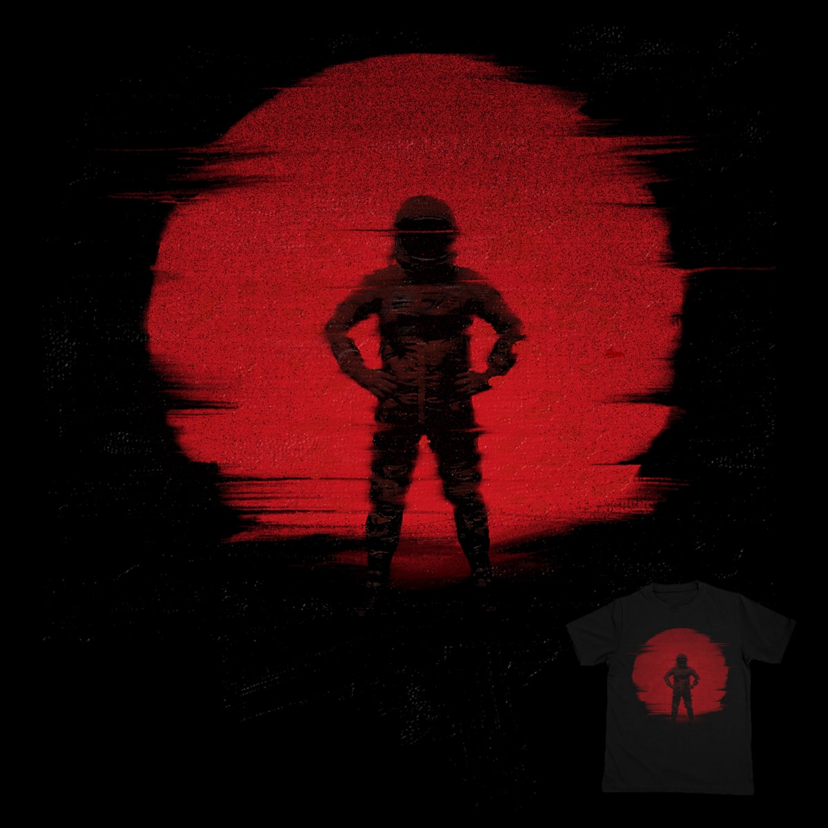 Red Planet by the110 on Threadless