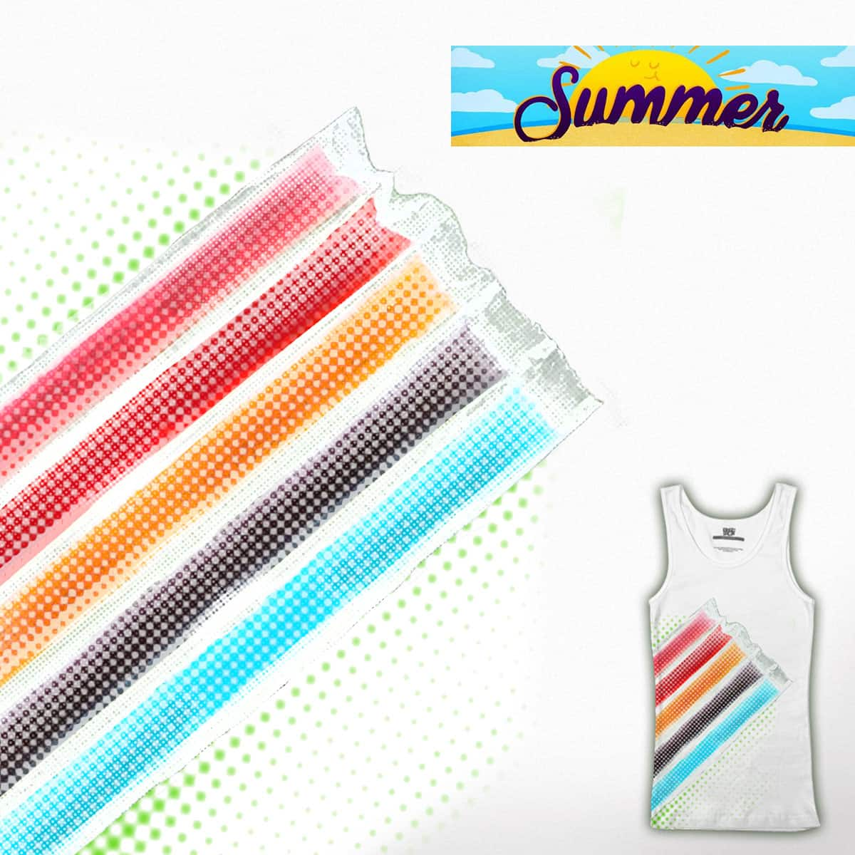 Freezer Pop-Art by dhrdesign on Threadless