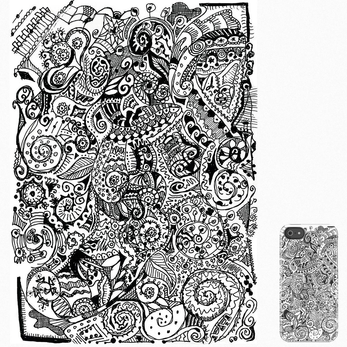 Tangle by VenturousMind on Threadless