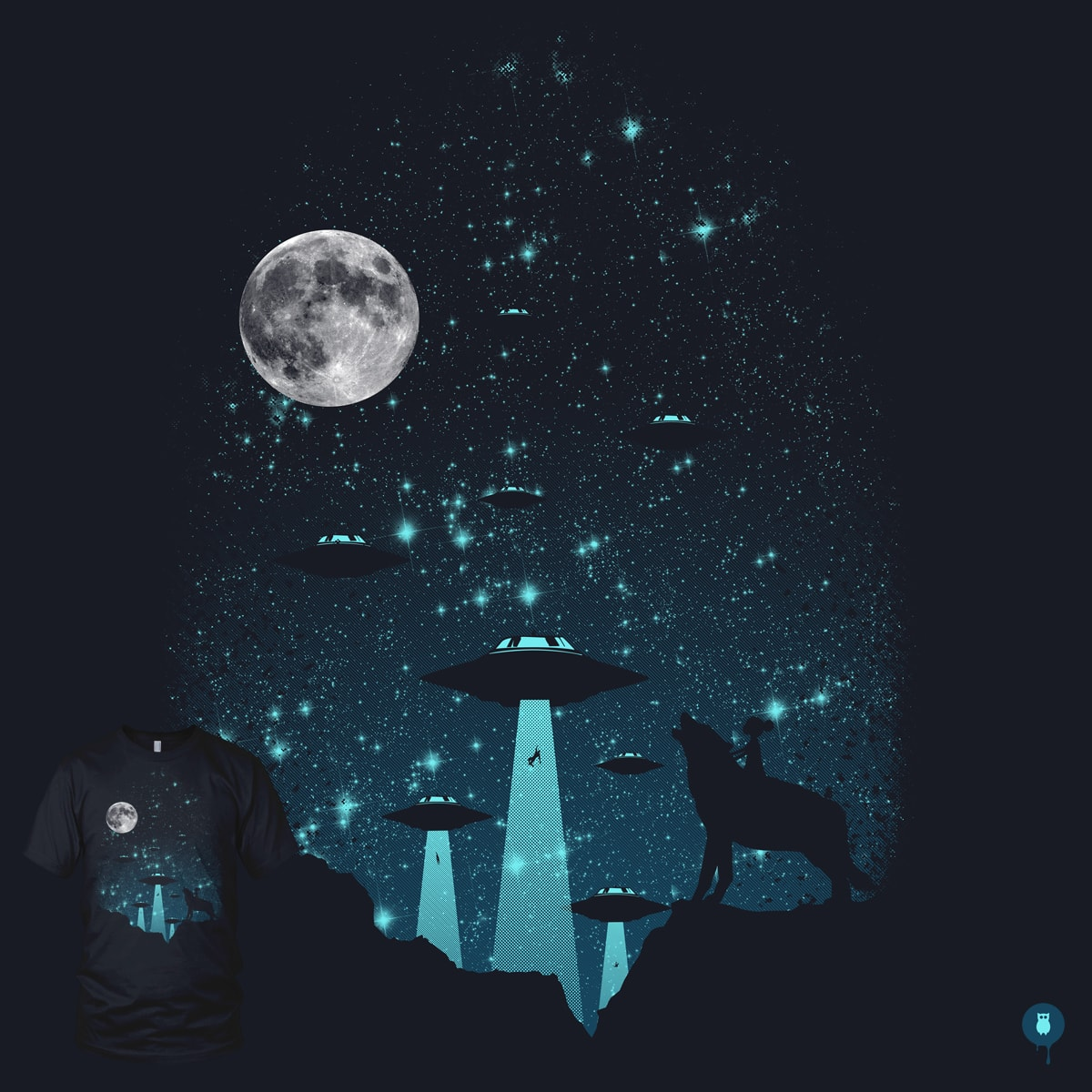 Contact by filiskun on Threadless