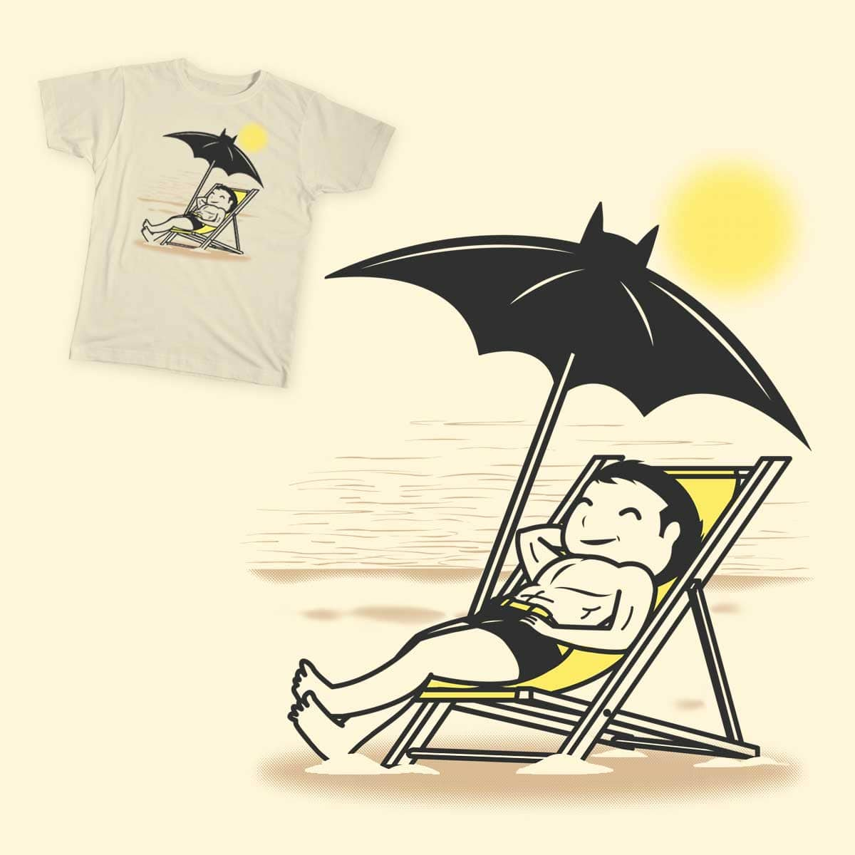 BATCATION by dnice25 on Threadless
