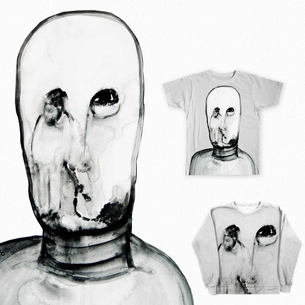 Head by nato.bagrationi on Threadless