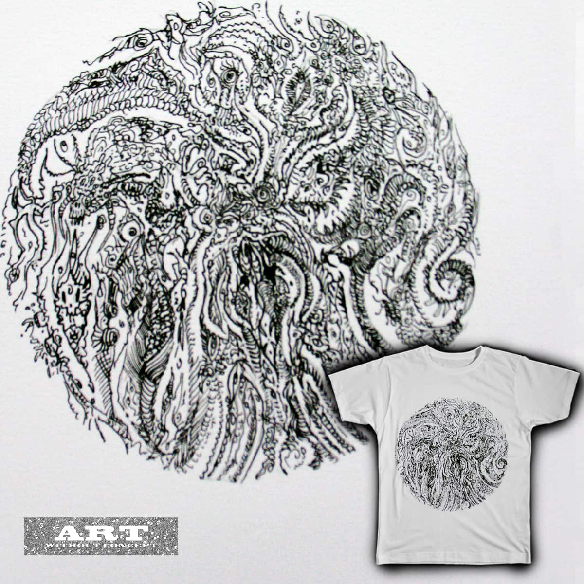 Obscure Circle by leokonzen on Threadless