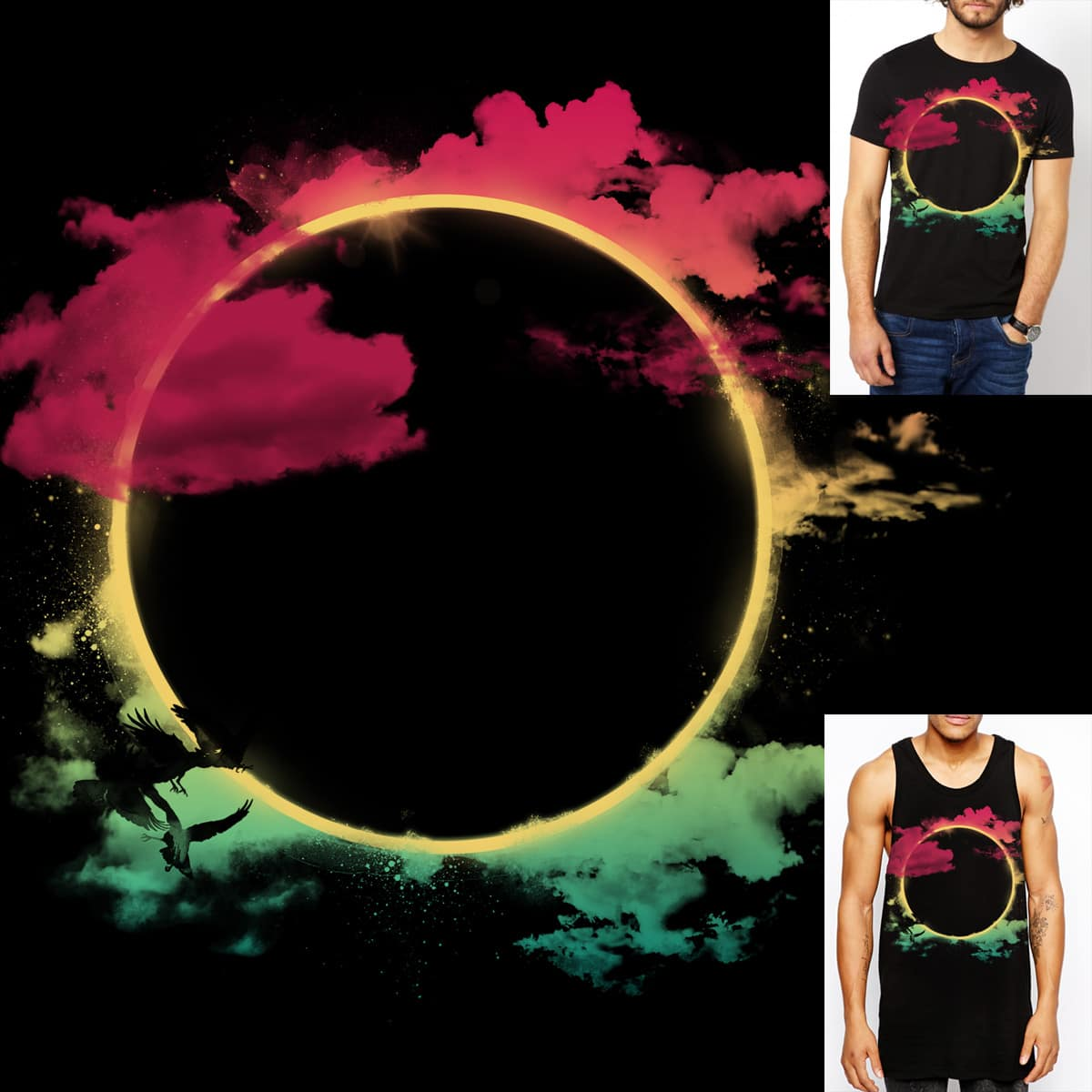 Eclipse by alfboc on Threadless