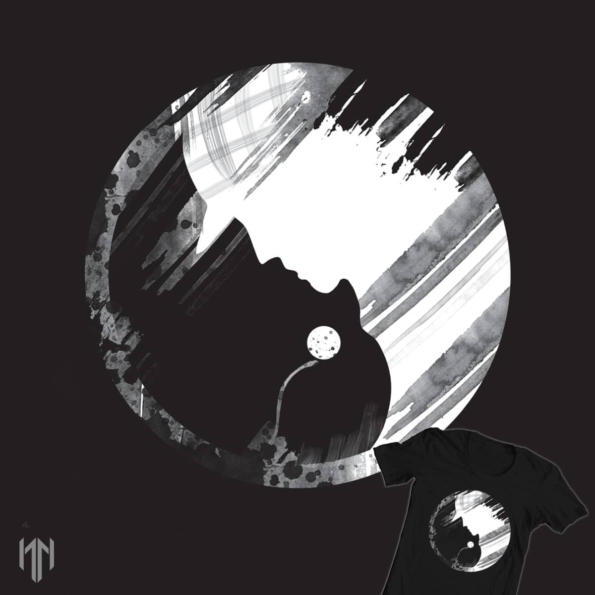 When Two Worlds Collide by normannazar on Threadless