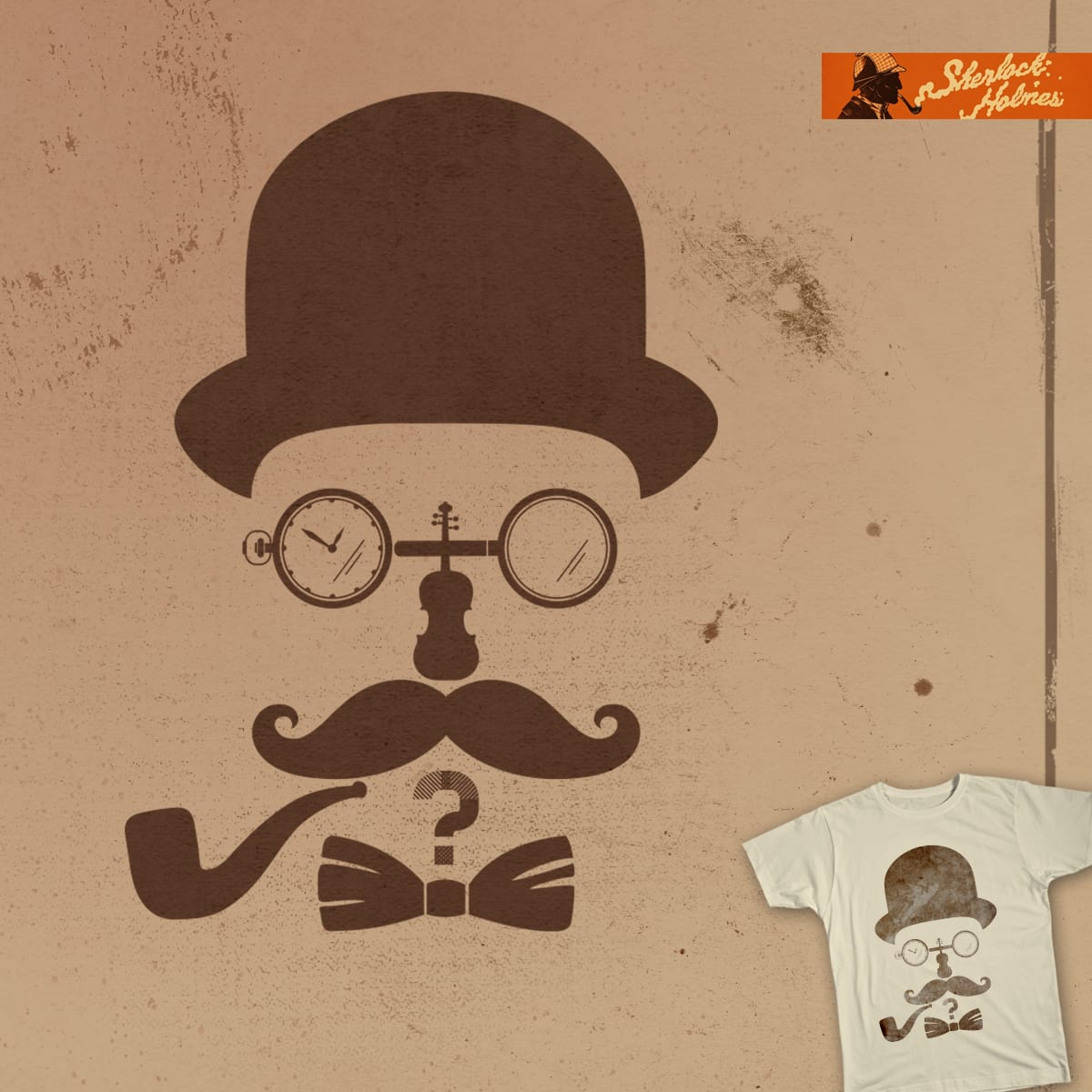 Who am i? by yogeshbgavhane on Threadless