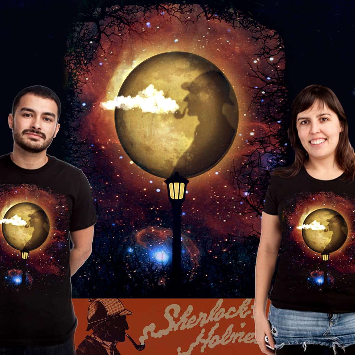 Magnifying Universe by ArTrOcItY on Threadless