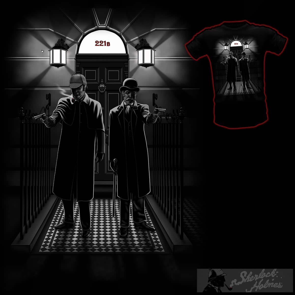 The hunt is on by JoshReilly on Threadless