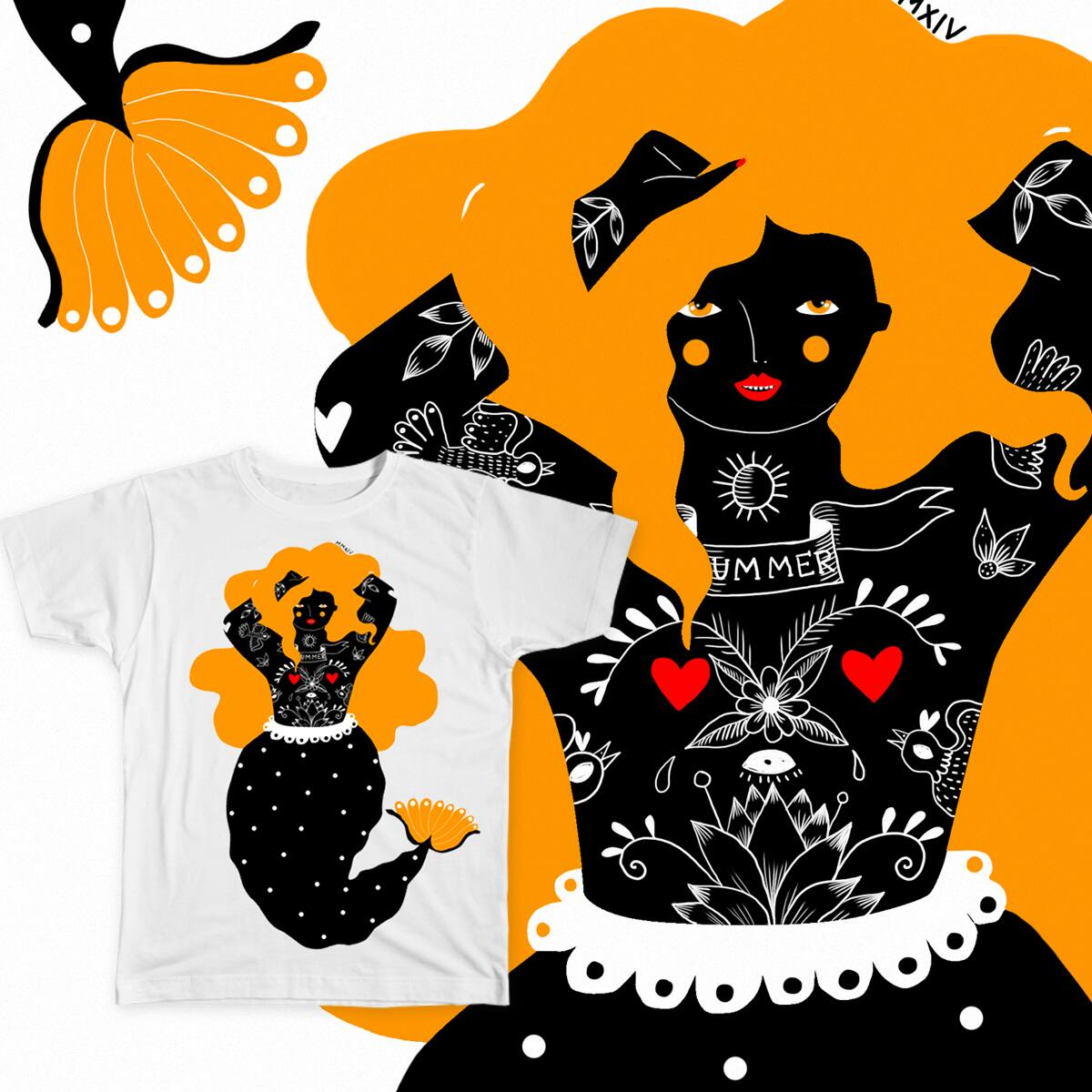 Fever by pink.aitch on Threadless