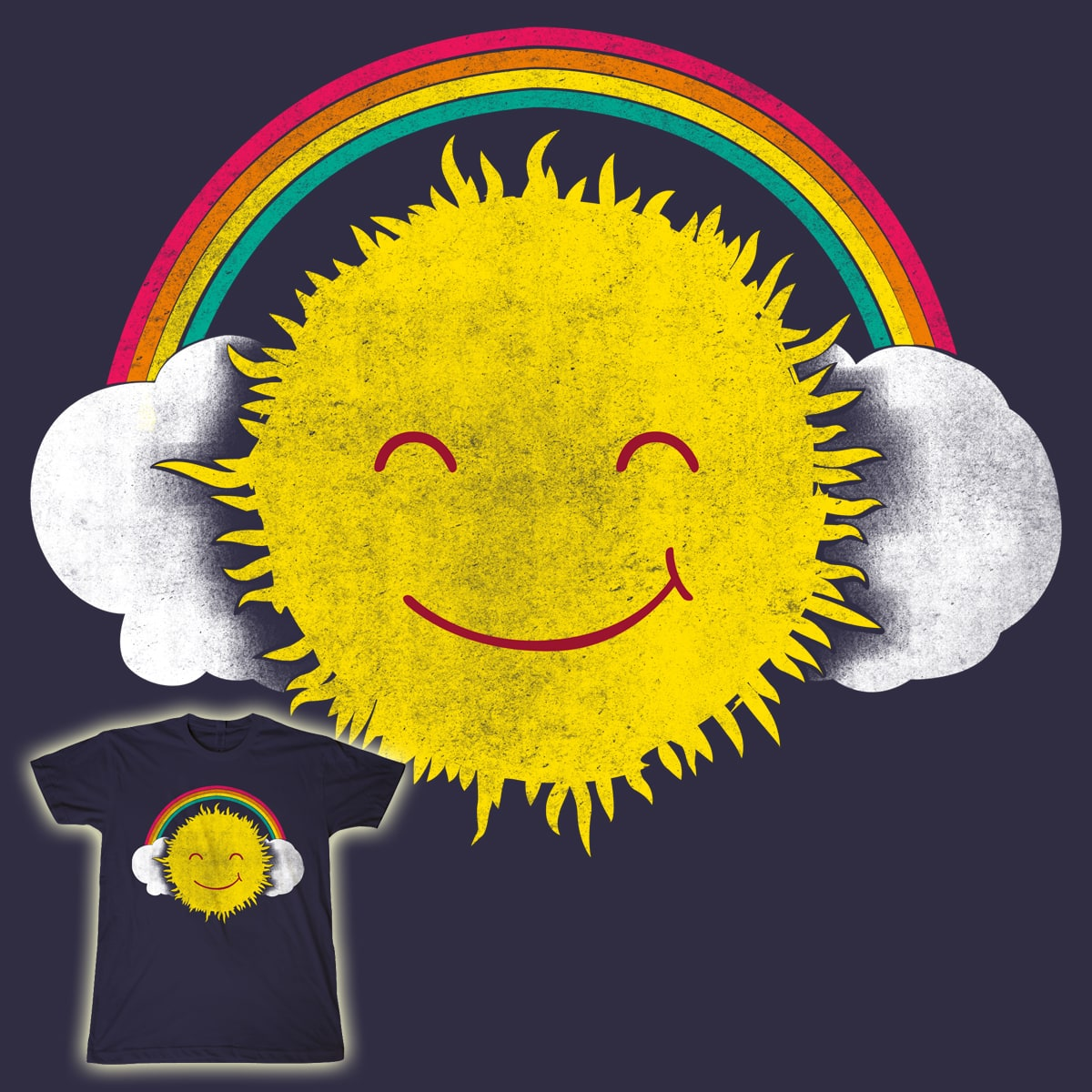 Summer Songs by mainial on Threadless